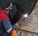Изготовление силоса для цемента